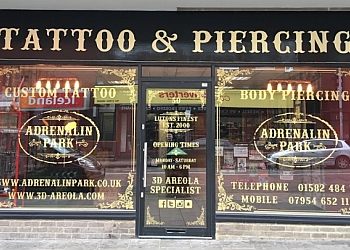 ADRENALIN PARK TATTOO AND PIERCING STUDIOS