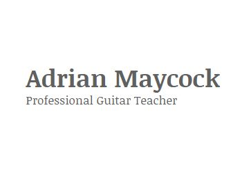 Adrian Maycock Guitar Lessons