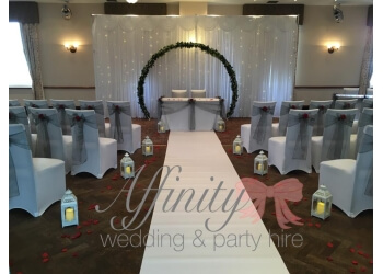 Affinity Wedding & Party Hire