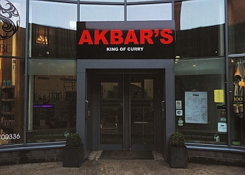 Akbar's Restaurants Ltd