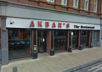 Akbar's Restaurants Ltd