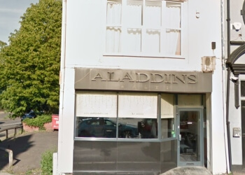 Aladdins Balti restaurant