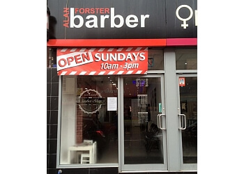 Alan Forster barbers