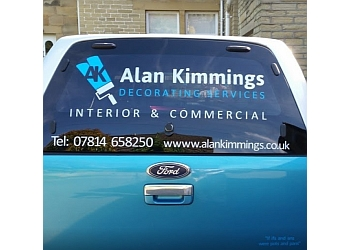 Alan Kimmings Painting and Decorating Services