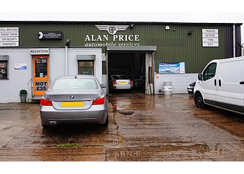 Alan Price Automobile Services
