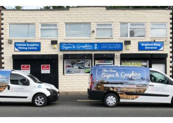 Alan Rowe Signs & Graphics Ltd