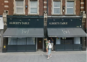 Albert's Table