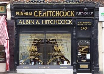 Albin & Hitchcock