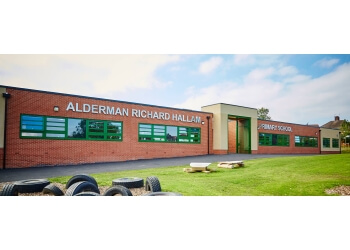 Alderman Richard Hallam Primary School