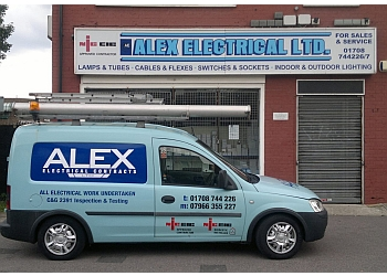Alex Electrical Contracts Ltd.