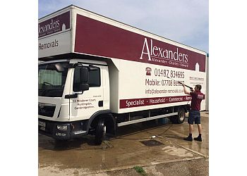 Alexanders Removals