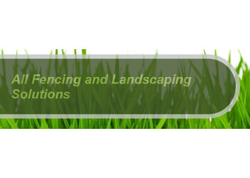 All Fencing and Landscaping Solutions