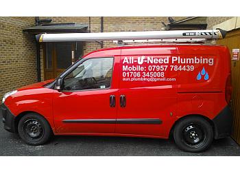 All-U-Need Plumbing