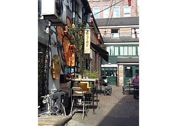 Alley Cafe Bar