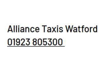 Alliance Taxis Watford