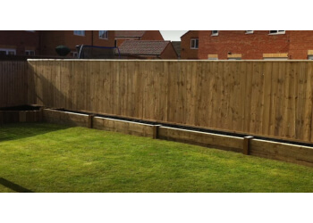 Alpha Fencing and Decking