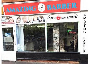 Amazing barber
