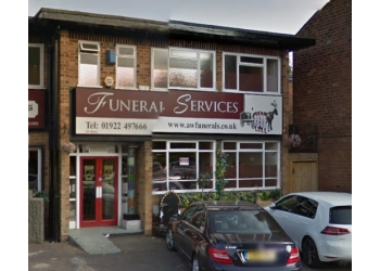 Andrew Walsh Funeral Directors