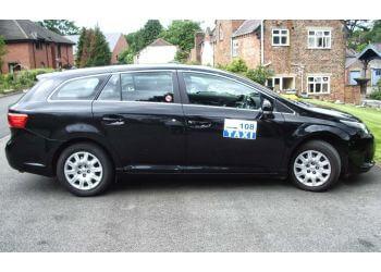 Andrews Taxi Harrogate