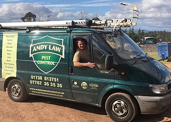 Andy Law Pest Control