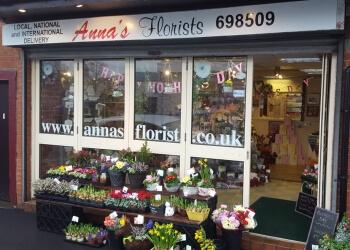 Anna's Florist of Blackburn