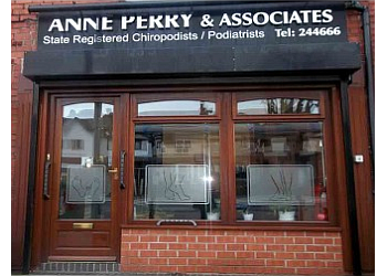 Anne Perry & Associates