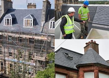 3 Best Roofing Contractors In Edinburgh Uk Expert