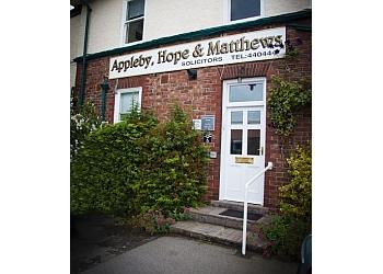 Appleby, Hope & Matthews Solicitors