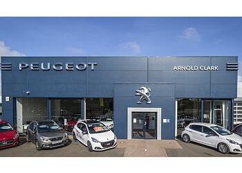 Arnold Clark Kirkcaldy Peugeot