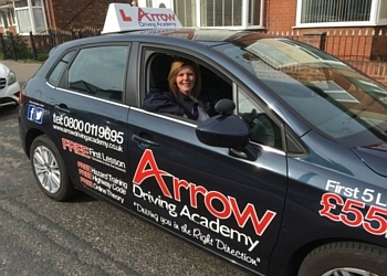 Arrow Driving Academy