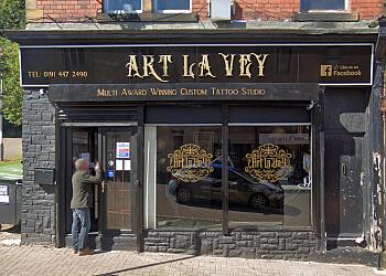 Art Lavey Tattoo Studio