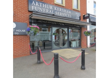 Arthur Kershaw Funeral Services LTD.