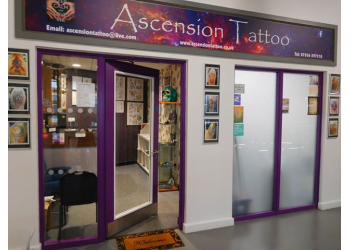 Ascension Tattoo