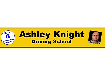 Ashley Knight Driving