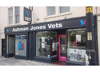 Ashman Jones Vets