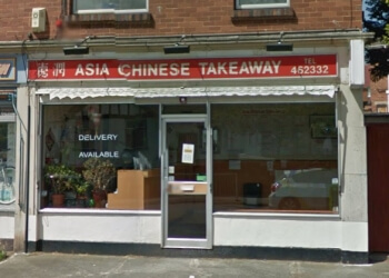 Asia Chinese takeaway