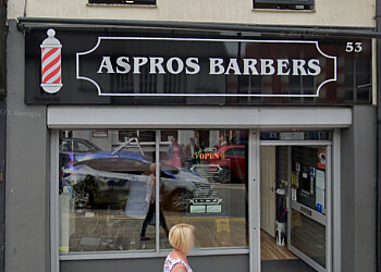 Aspros Barbers
