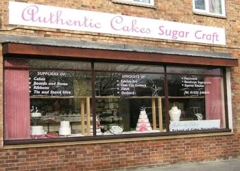 Authentic Cakes