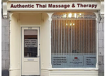 Authentic Thai Massage & Therapy