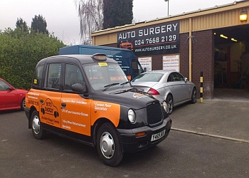 Auto Surgery Ltd.