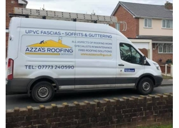 Azza's Roofing Services