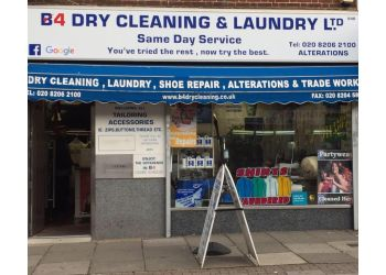 B4 Dry cleaning & Laundry Ltd
