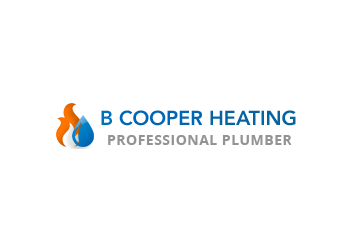 B Cooper Heating Professional Plumber