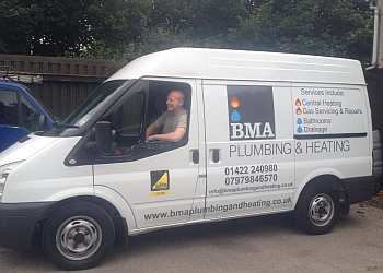 BMA Plumbing & Heating Limited.