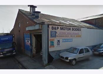 B & P Motor Bodies Ltd