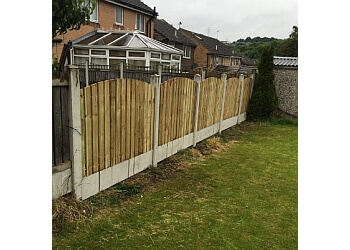 BRADFORD FENCING FITTERS