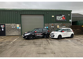 BSA Bodyrepairs Ltd.
