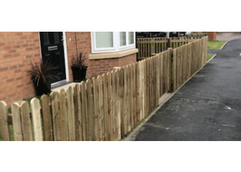 BUDGET FENCING AND DECKING