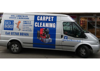 Back 2 Basics Carpet Cleaning