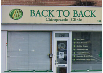 Back to Back Chiropractic Clinic Ltd